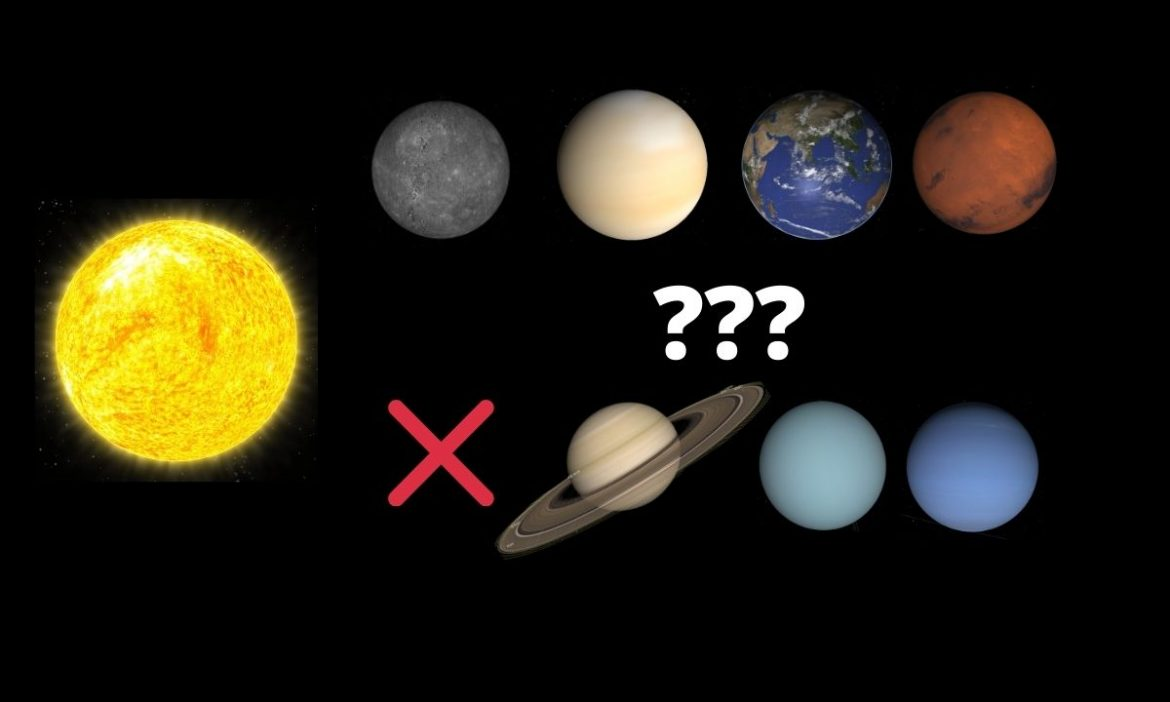 What if a planet disappeared?